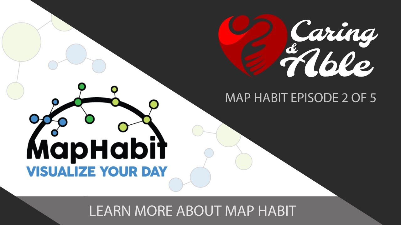 map habit unboxing